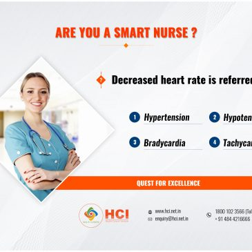 Decreased heart rate is referred to as