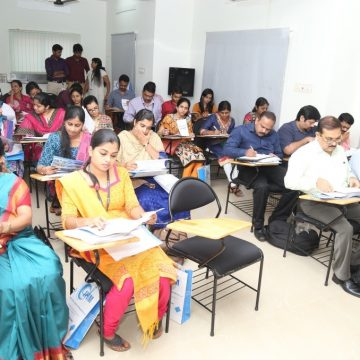 """IHM hosted the National """"Train the Trainer Program"""" for EMT Basic and Advanced under the Healthcare Sector Skill Council ( HSSC) from 21st to 26th July 2016."""